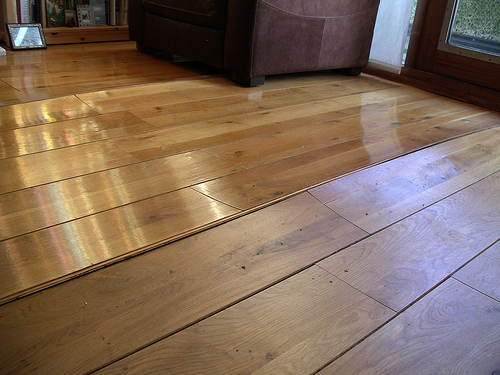 Water Damaged Floor Repair And Restoration Done Right