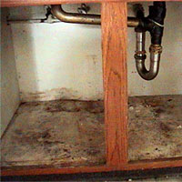 Buying A New Home Look For Signs Of Water Damage Done