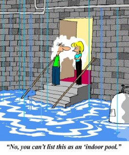 Water In The Basement Can Cost You The Sale Of Your Home