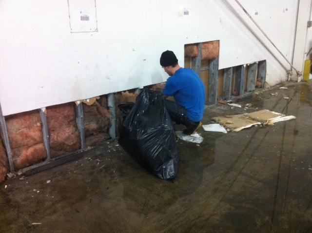 Water Damaged Furniture Restoration